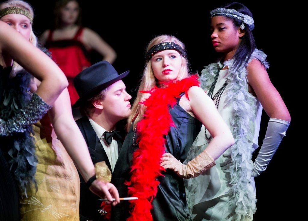 Stemningsbillede fra TG musical