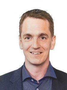 Rektor Mikkel Harder Sørensen