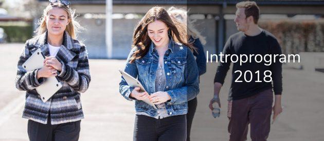 Introprogram nyhed TG hjemmeside